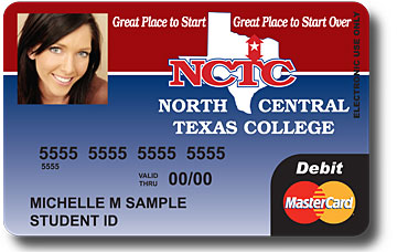 NCTC Student ID