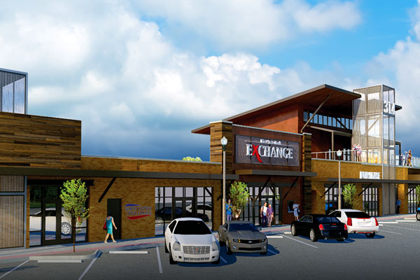 FSB Exchange at NCTC Denton Rendering