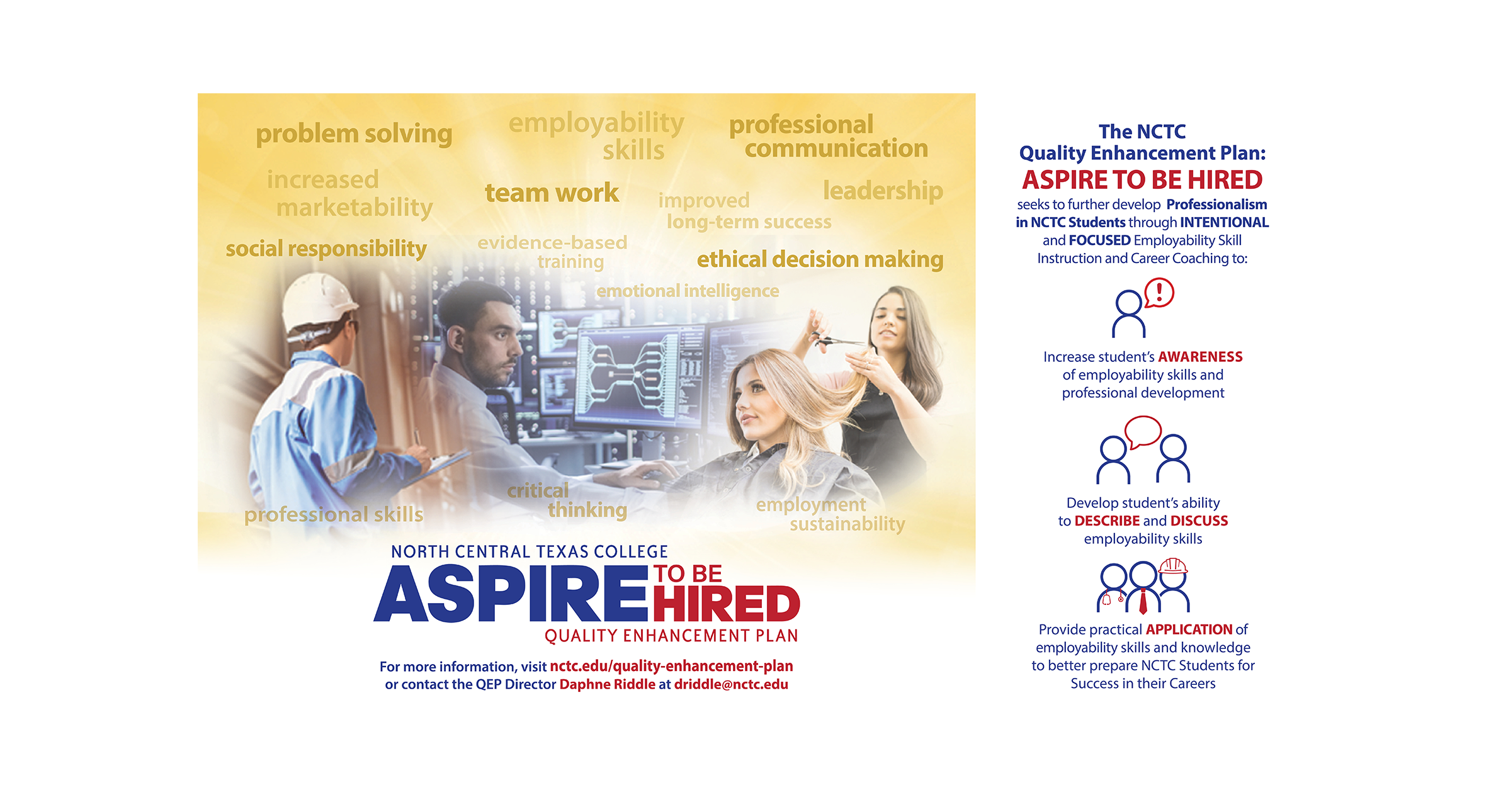 Aspire to Be Hired