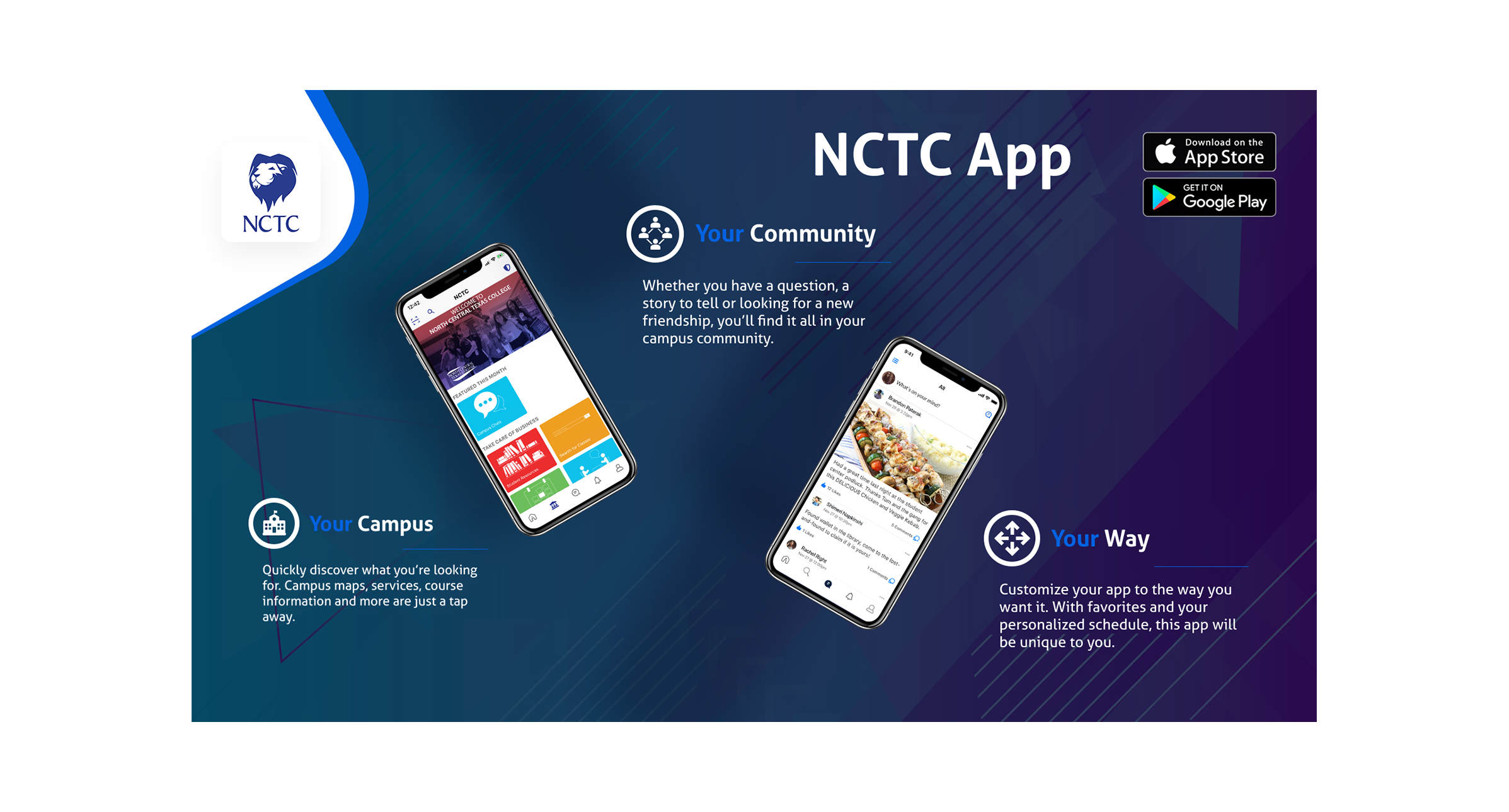 Get the NCTC App