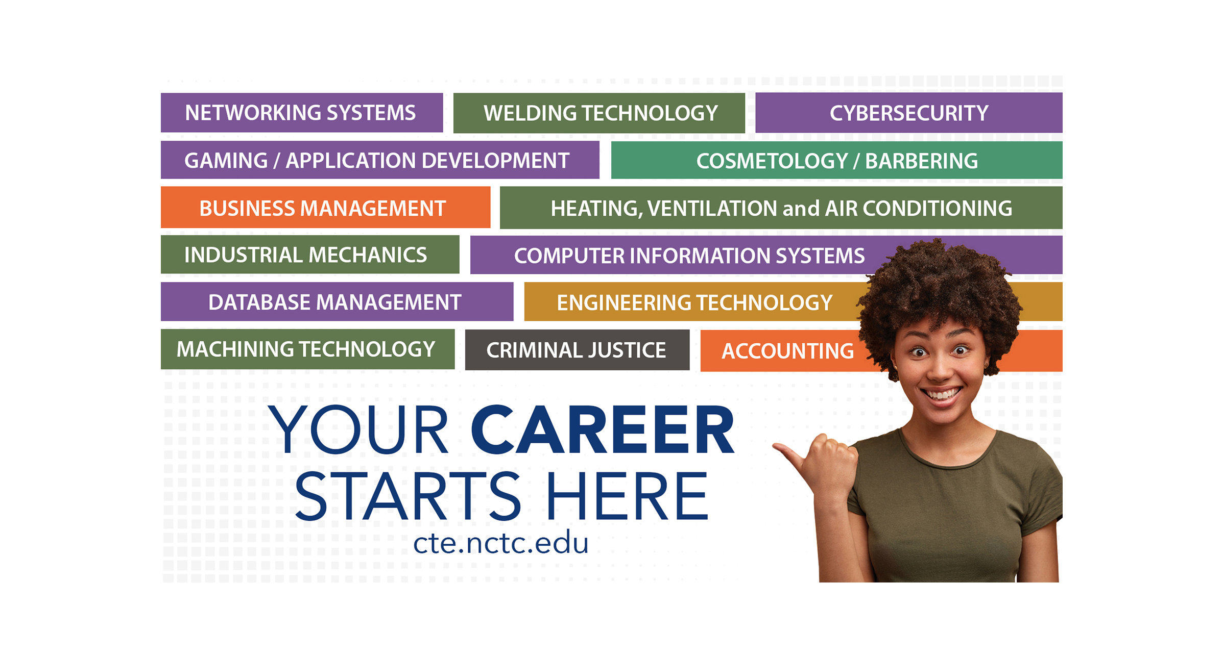Your Career Starts Here